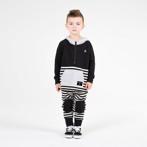Striped Staple Trackies