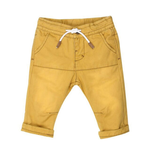 Fox & Finch Baby - Portland Micro Canvas Pant