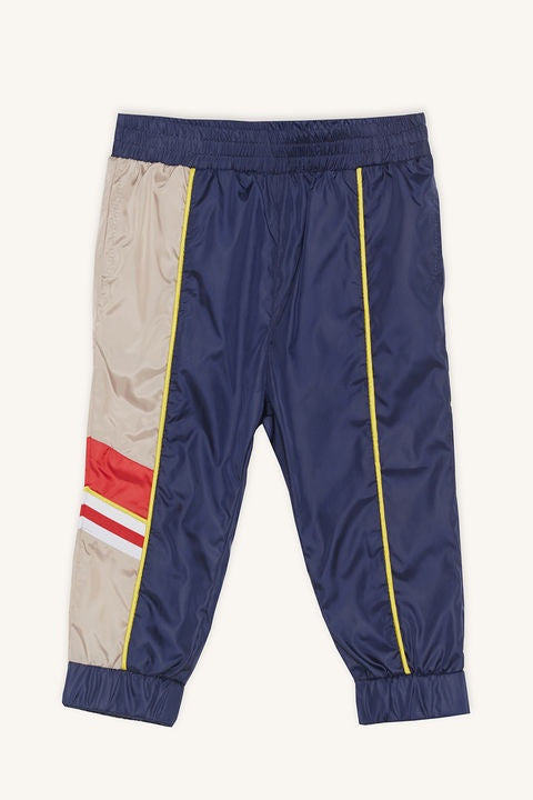 Spliced Track Pant