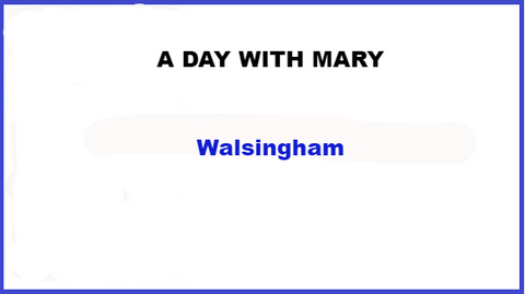 Walsingham 2nd June 2019