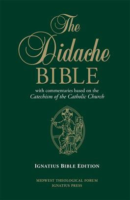 Didache Bible (Hardcover)