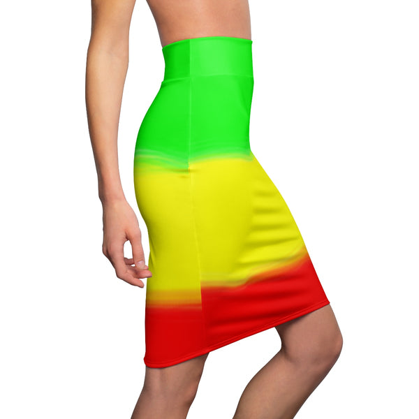 Habesha Forever - Women's Pencil Skirt - African Style Jewelry