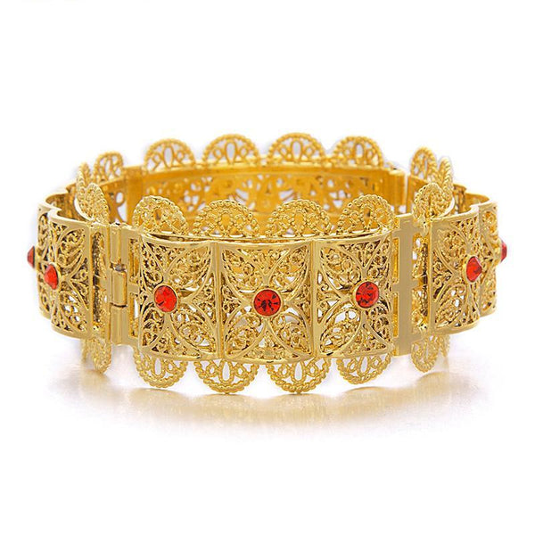 Big Bangle for Women - African Style Jewelry