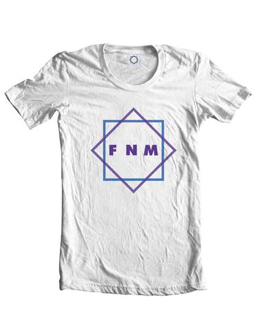 Faith No More (FNM Star) White T-Shirt