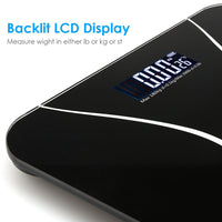 Digital Body Weight Bathroom Scale