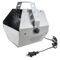 30W Automatic Mini Bubble Maker Machine Auto Blower