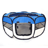"36"" Portable Foldable Pet Playpen"
