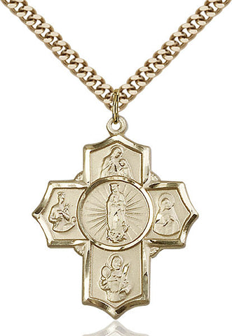 5-Way Motherhood Medal - FN5708GF24G