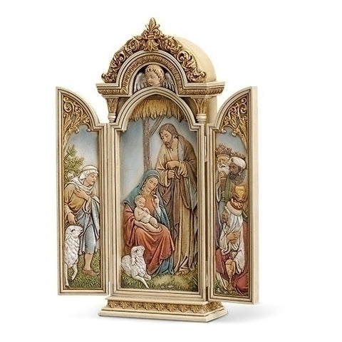 "12.75"" Nativity Triptych - LI46691"