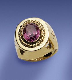 Bishop's Amethyst Ring - DO4371