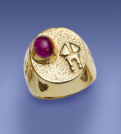 Bishop's Amethyst Ring - DO4366