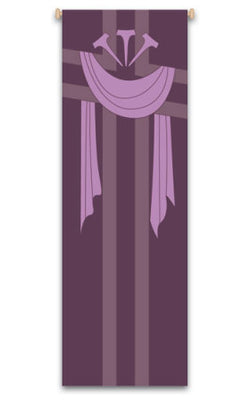 LENT, NAILS AND SHROUD BANNER - WN7118