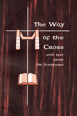The Way of the Cross with Text from Scriptures FQBP2048