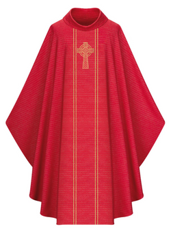 Gothic Chasuble - Red - WN5195