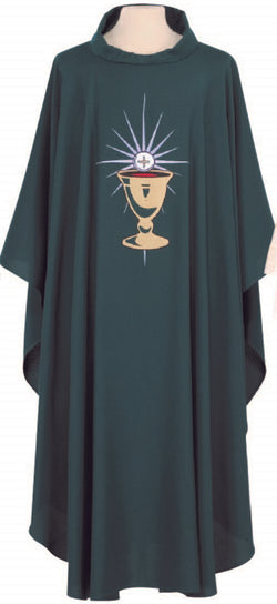 Amply Cut Chasuble- TF811