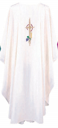 Amply Cut Chasuble-TF827
