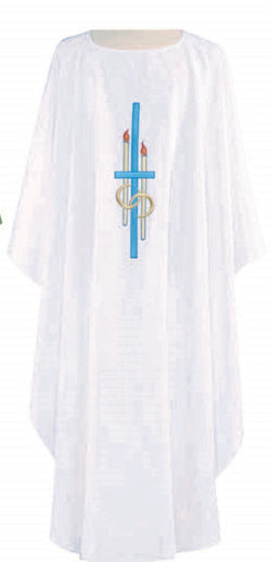 Amply Cut Chasuble- TF830