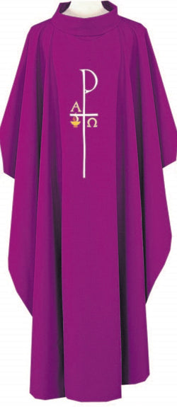 Amply Cut Chasuble-TF889