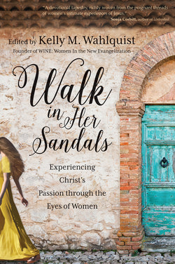 Walk in Her Sandals EZ16911