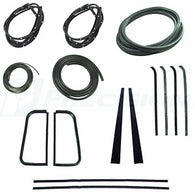 CWK 1111 55 1955 - 1959  GMC and Chev Pickup - Complete Weatherstrip Kits  Trim with Groove