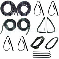 CWK 2111 73 1973 - 1979  F-100 Body - Complete Weatherstrip Kits