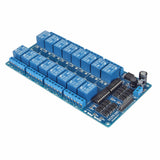 16-Channel 12V Relay Module