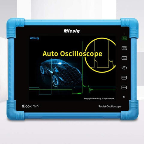 Micsig Digital Automotive Tablet Oscilloscope ATO1104