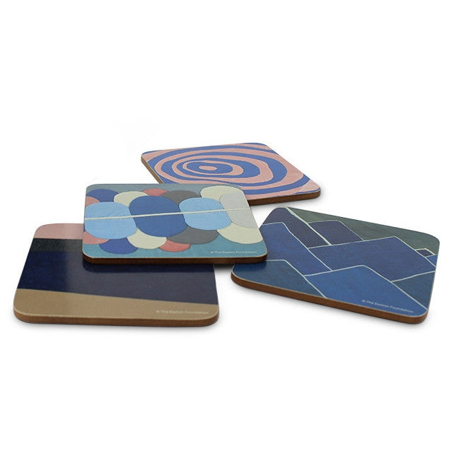 Ode À La Bièvre Coasters by Louise Bourgeois