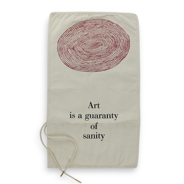 Brush Roll by Louise Bourgeois