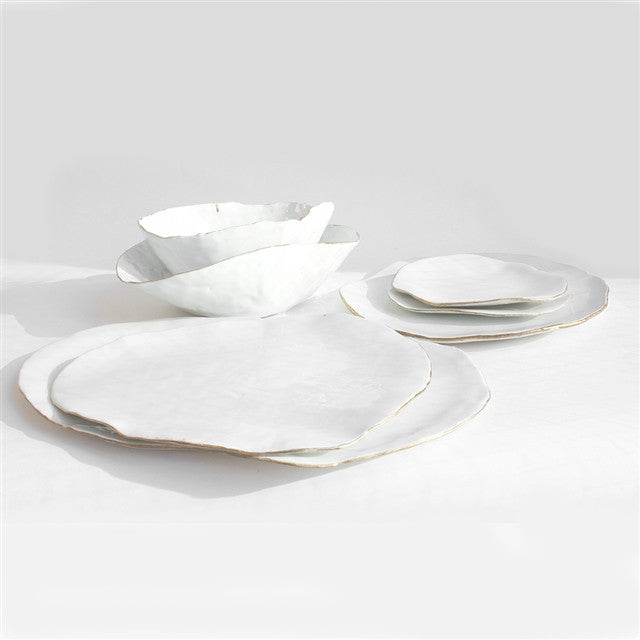 Molosco Dinner Service by Laura Letinsky
