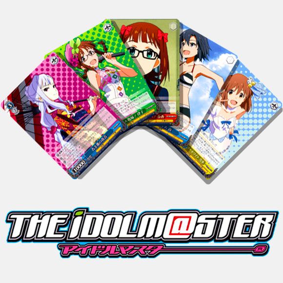 Idolm@ster Anime Japanese