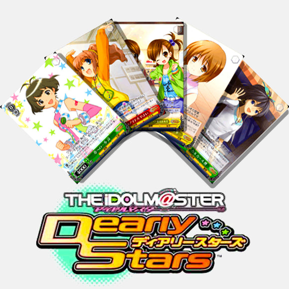 Idolm@ster Dearly Stars EB Japanese