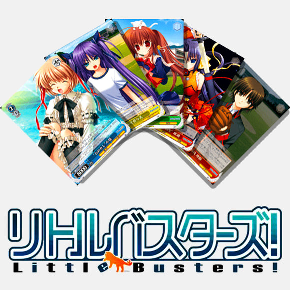 Little Busters! Japanese