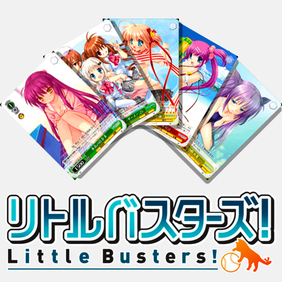 Little Busters! Ecstasy Japanese