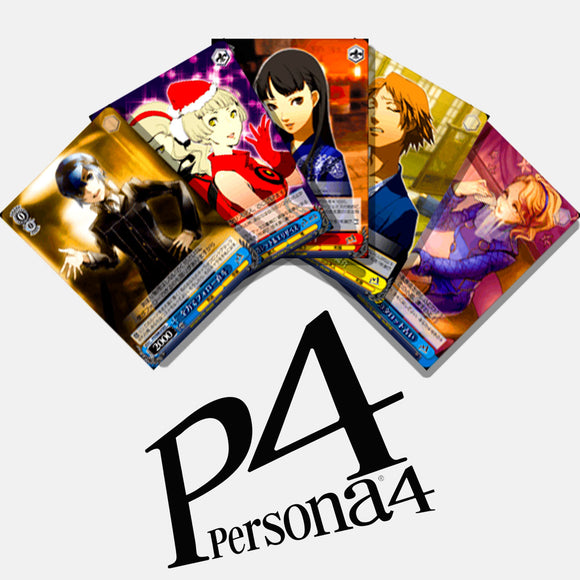 Persona 4 Japanese