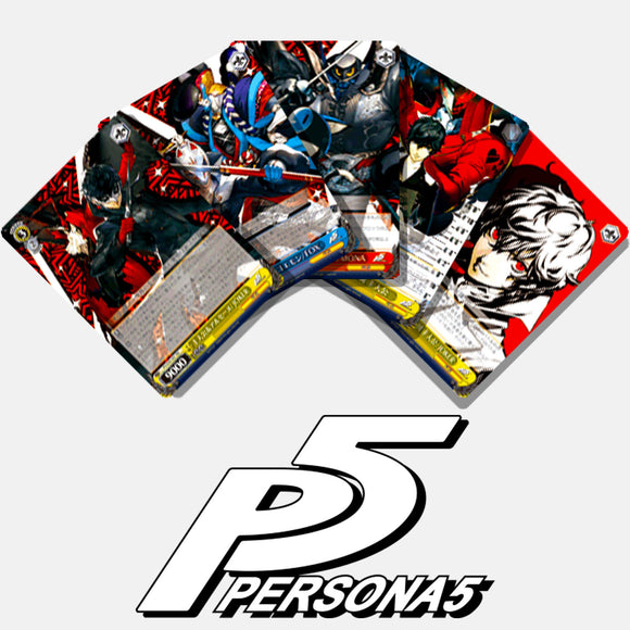 Persona 5 Japanese