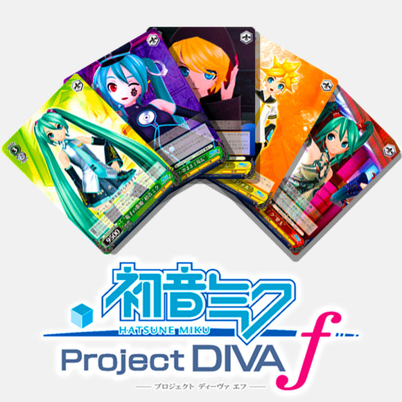 Project Diva F Japanese
