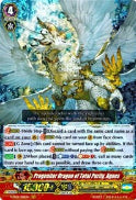 V-SS01/001EN Progenitor Dragon of Total Purity, Agnos (Foil)