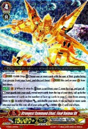 V-SS01/019EN Strongest Command Chief, Final Daimax DX (Foil)