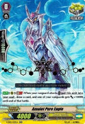 V-SS01/031EN Amulet Pure Eagle (Hot Stamped) (Foil)