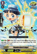 V-SS01/033EN Thundershock Angel (Hot Stamped) (Foil)