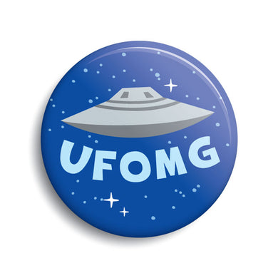 UFOMG UFO text message button.