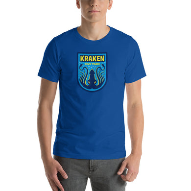 Kraken Dive Team T-Shirt