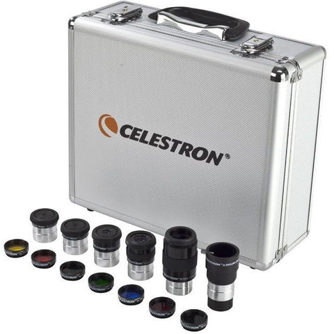 Celestron Eyepiece and Filter Kit - 1.25""