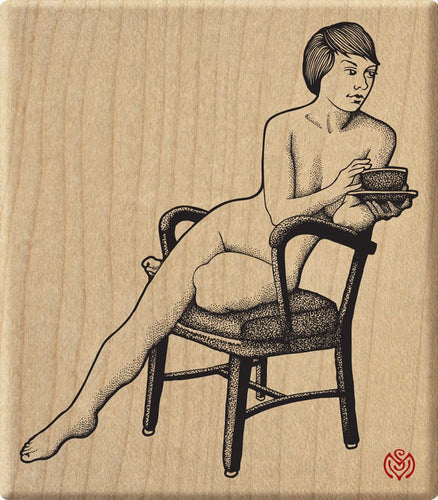 Nude With Coffee