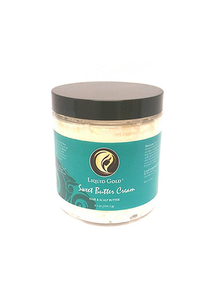 Sweet Butter Cream – Hair and Scalp Conditioning Butter