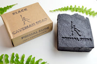 Caveman Black Soap by Primal Suds