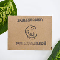 Skull Suddery Soap by Primal Suds