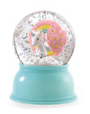 Djeco Snow Ball Night Light: Unicorn