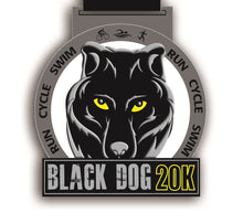 20K Race Black Dog Virtual Distance Challenge- Cycle, Run, or TRI